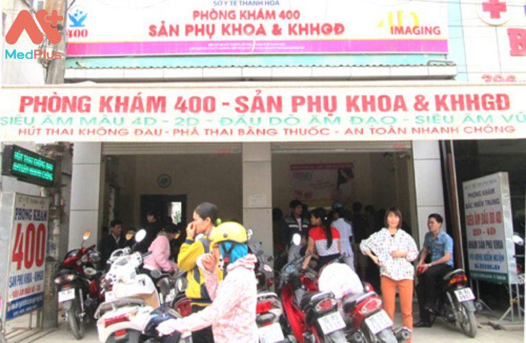 Phòng khám 400 Sản Phụ Khoa & KHHGĐ