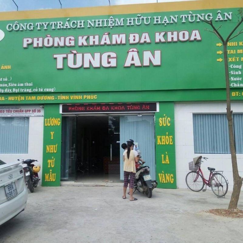 Phòng khám Đa khoa Tùng Ân