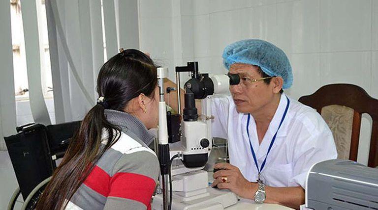 Phòng khám Mắt – Bác sĩ Nguyễn Văn Khôi