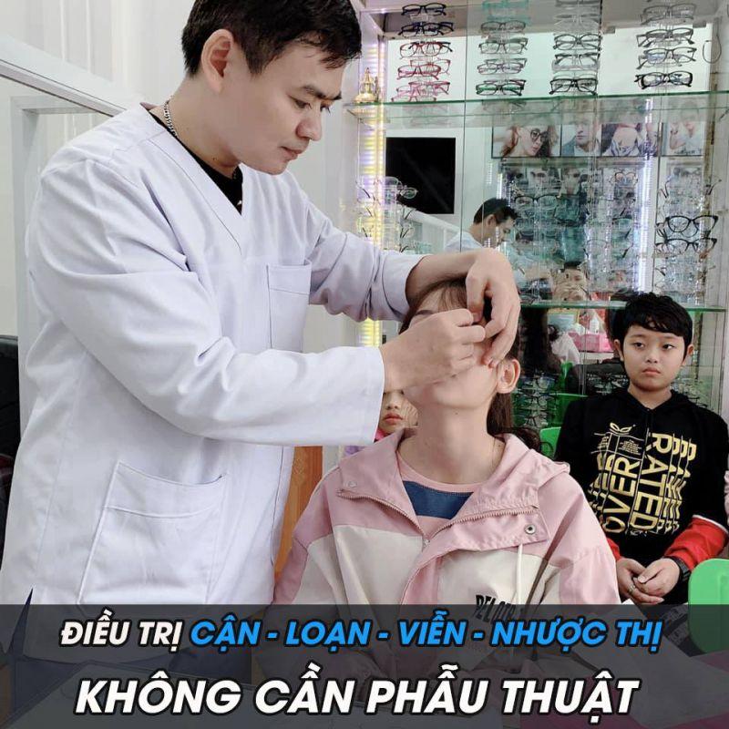 Phòng khám Mắt Dung Tính - TP Thanh Hóa