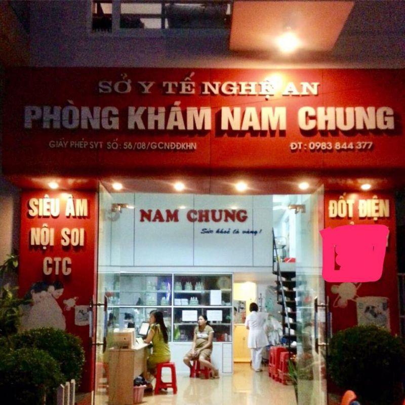 Phòng khám Nam Chung