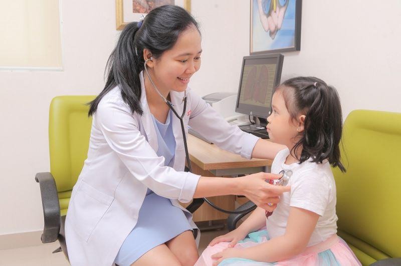 Phòng khám Nhi – Bác sĩ Trà