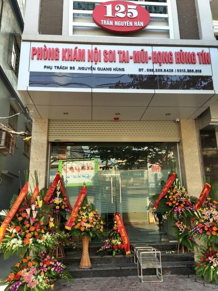 Phòng khám Tai Mũi Họng Hùng Tín