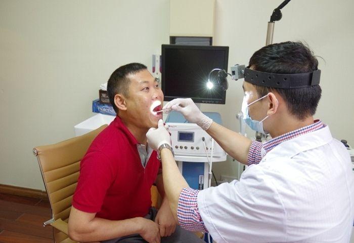Phòng khám Tai mũi họng - ThSBS Hoàng Quang Sáng