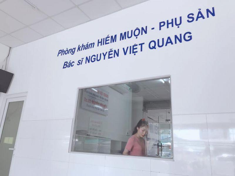 Phòng khám bác sĩ Nguyễn Việt Quang