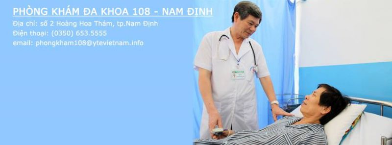 Phòng khám đa khoa 108 - Nam Định