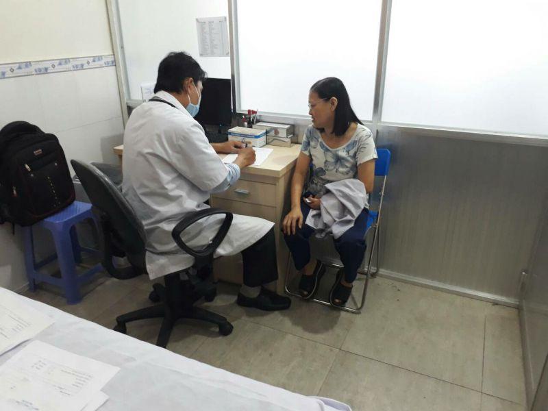 Phòng khám đa khoa HƯNG DŨNG