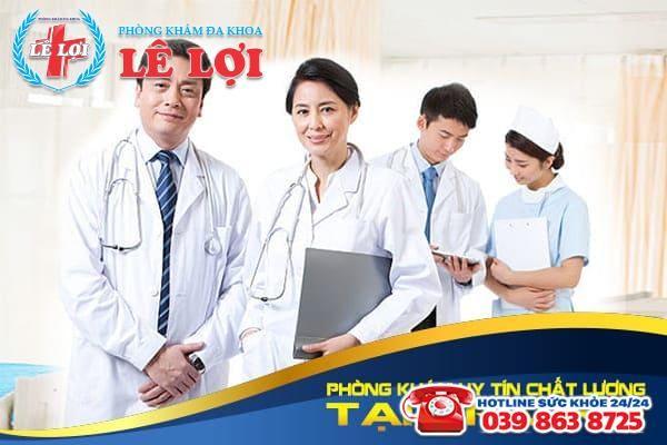 Phòng khám đa khoa Lê Lợi - TP Vinh