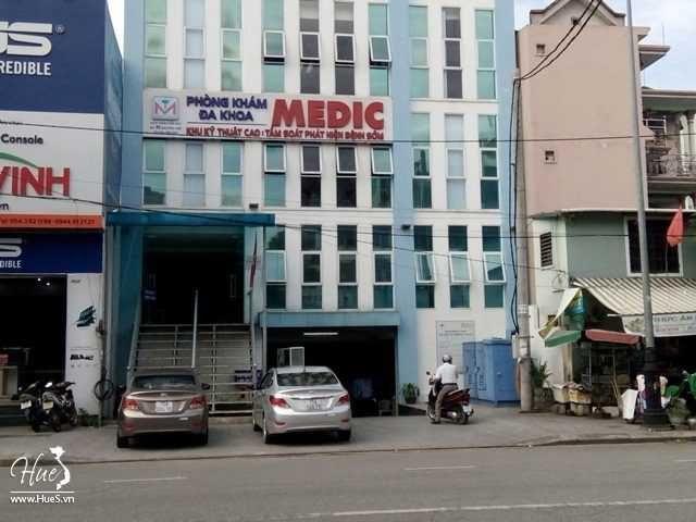 Phòng khám đa khoa Medic - Huế