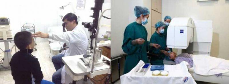 Phòng khám mắt BS Nguyễn Thành Tuấn