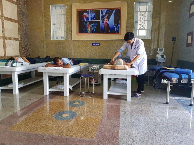 Phòng khám phục hồi chức năng - vật lý trị liệu Tâm Đô