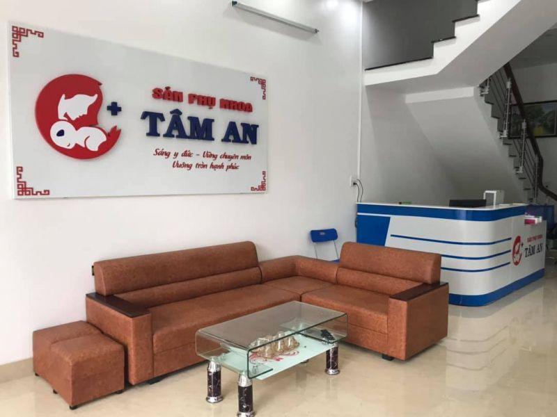 Phòng khám sản phụ khoa Tâm An