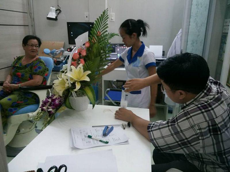 Phòng khám tai Mũi Họng Nhi Bs Minh Tuấn