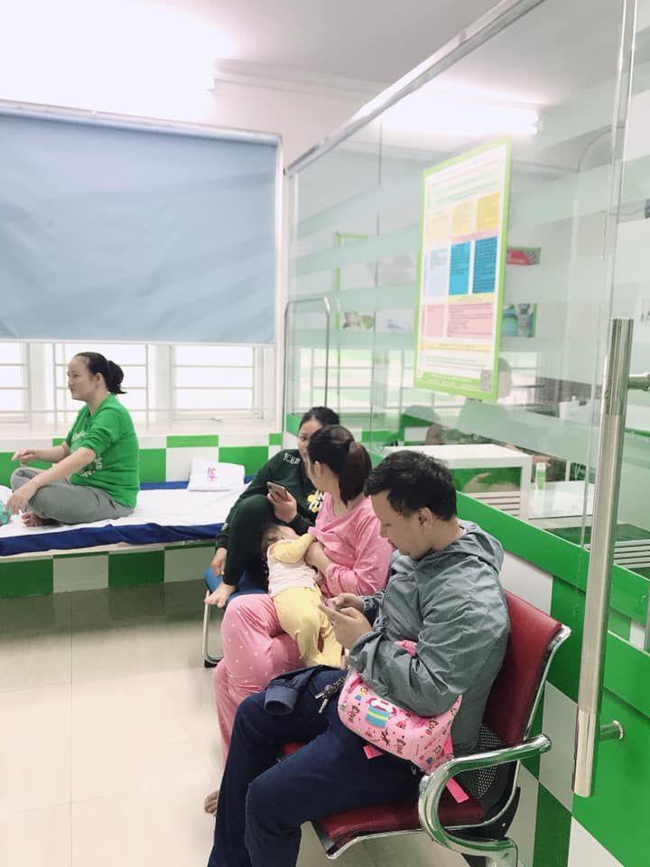 Phòng tiêm chủng POTEC 66