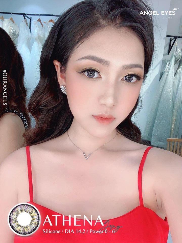 QUỲNH LENS - Kính áp tròng  Angle Eyes Phan Rang