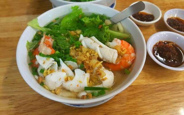 Quán Ba Chấm – Hủ Tiếu Hồ