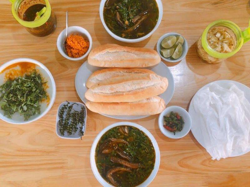 Quán Lươn Thạch Linh - 54 Lê Hồng Phong