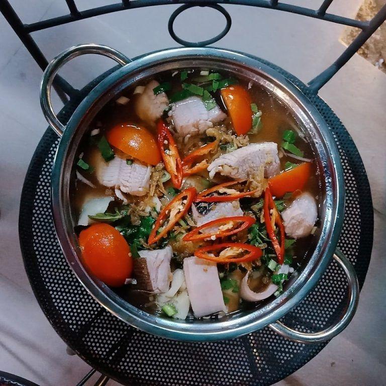 Quán lẩu cá đuối 40 Trương Công Định