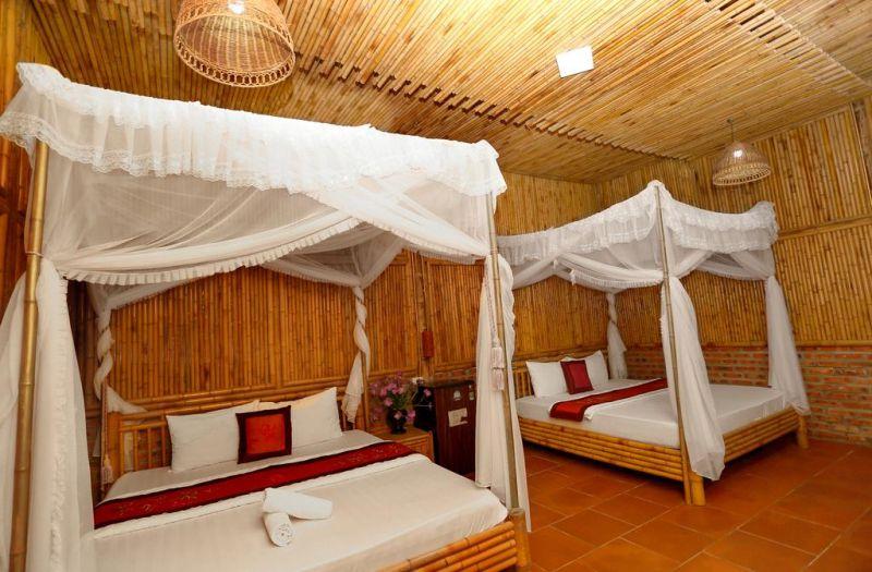 Quoc Khanh Bamboo Homestay Ninh Binh