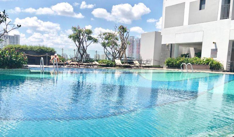 Saigon Apartment - River Gate Residence