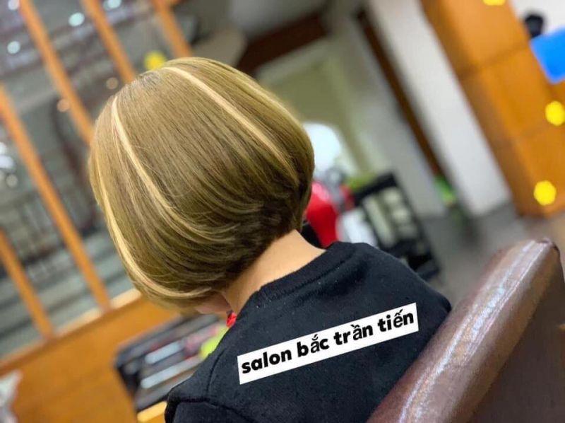 """Salon nhuộm tóc tại Cà Mau: """"Bắc Trần Tiến - Cà Mau"""""""