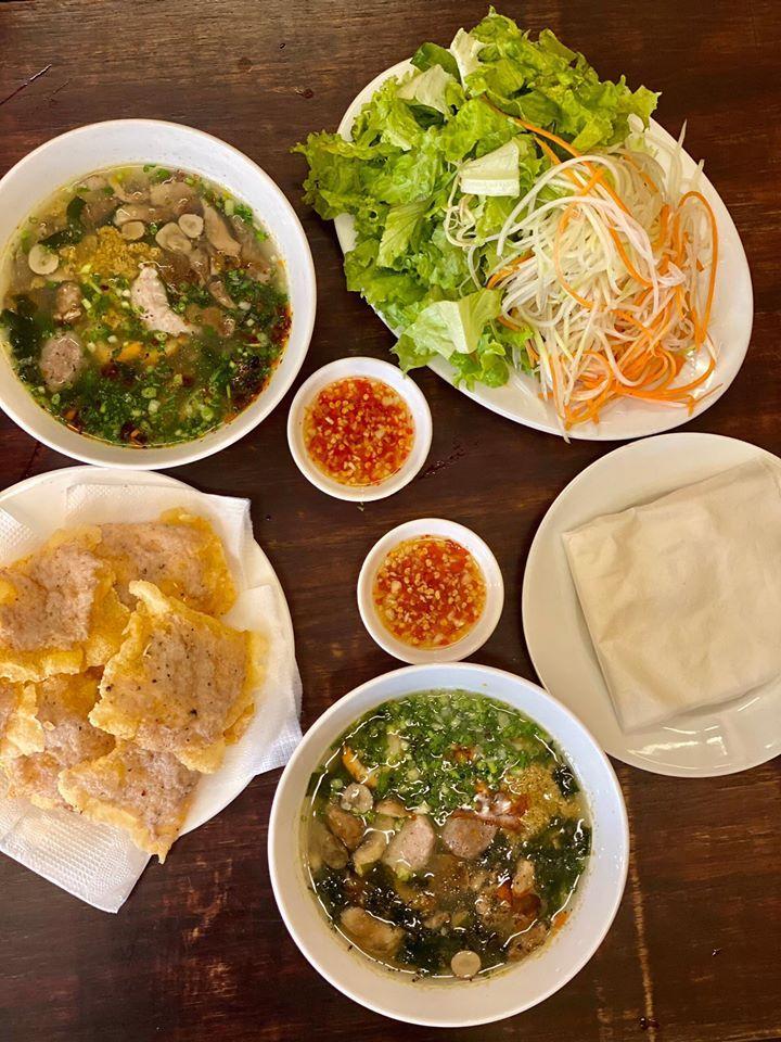 Seaweed Food – Bánh Canh Cua Rong Biển