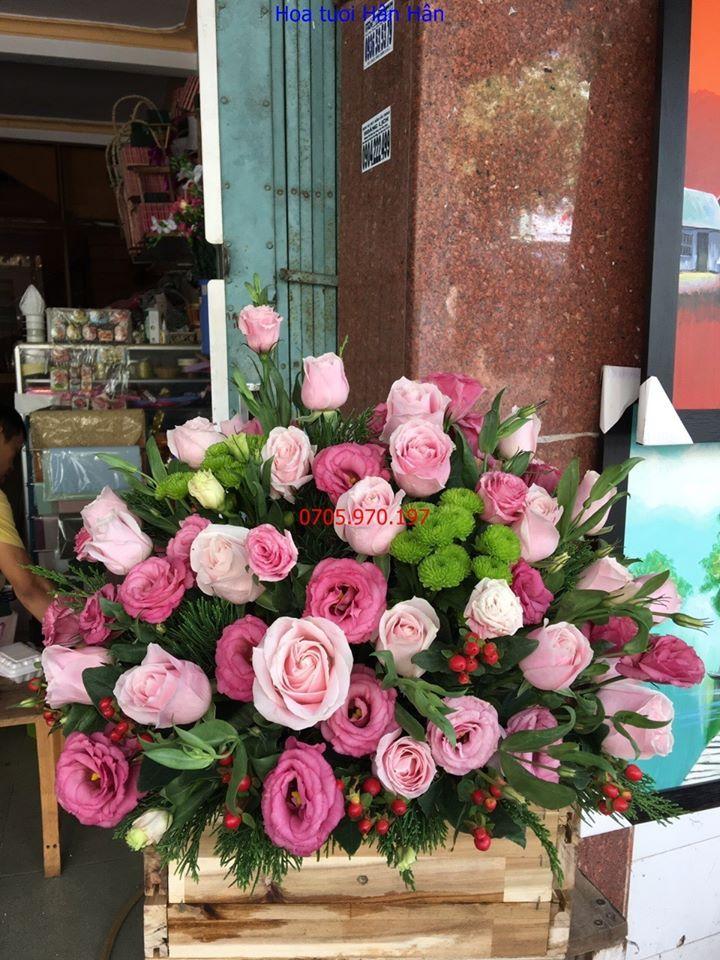 Shop hoa tươi Hân Hân Vĩnh Phúc