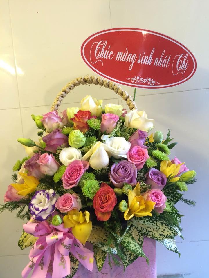 Shop hoa tươi Trần Cao - Phù Cừ
