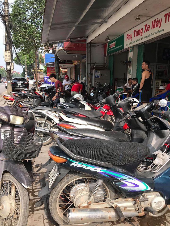 Sửa Chữa & Phụ Tùng Xe Máy Thanh Tuyết
