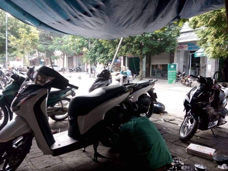 Sửa Chữa Xe Máy Tại Hải Phòng - Hải Cherry Motor