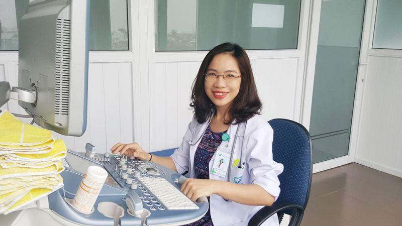 ThsBs Đồng Thị Hồng Trang - Sản phụ khoa và Hiếm muộn