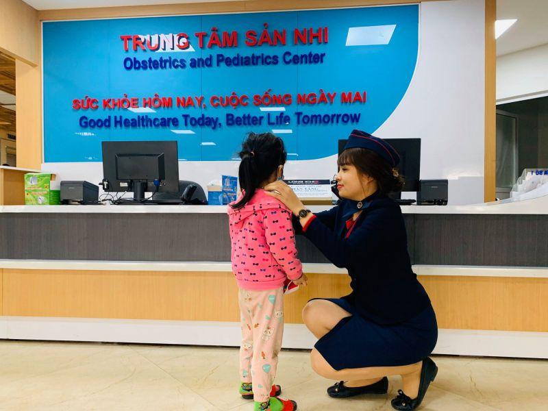 Trung tâm Sản Nhi - Bệnh viện đa khoa tỉnh Phú Thọ