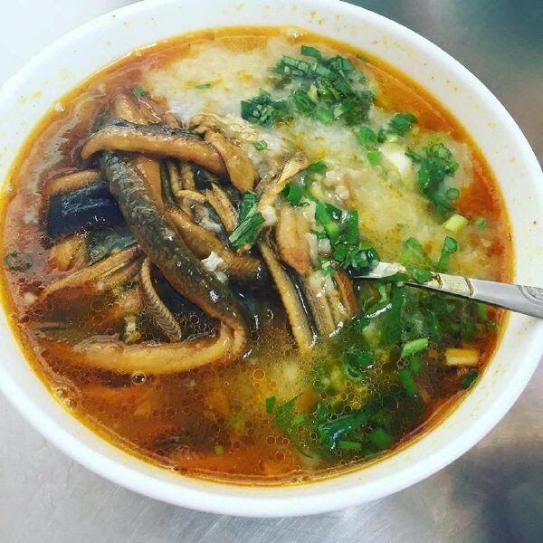 Văn Biển - Cháo lươn, súp lươn