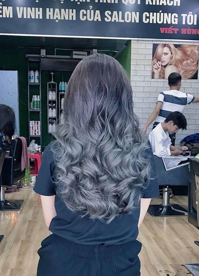 Viết Hùng Salon Tóc