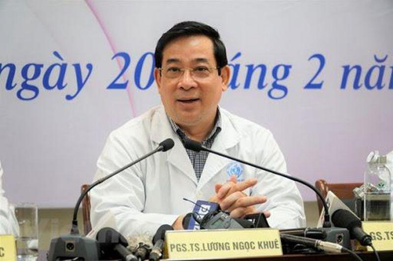 Việt Nam là nước duy nhất trên thế giới có phác đồ điều trị sớm và hiệu quả cho các bệnh nhân bị nhiễm bệnh