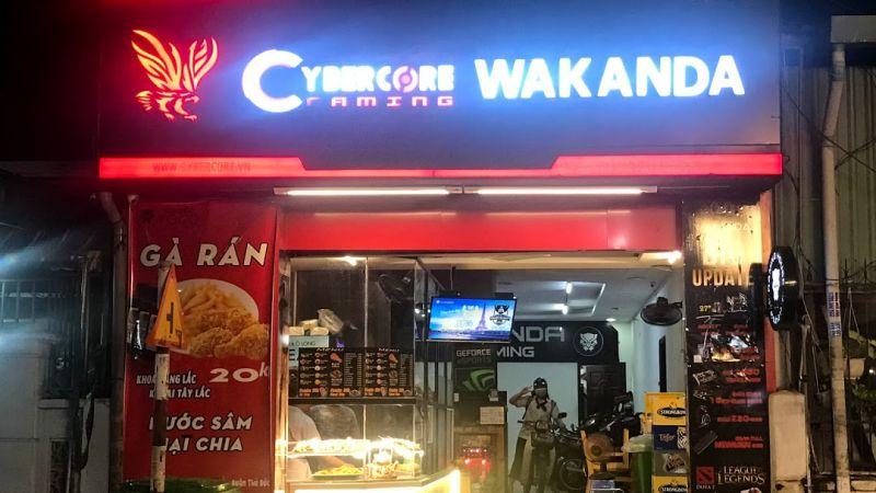Wakanda Gaming House