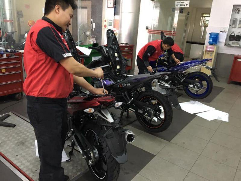 Yamaha Dung Thọ