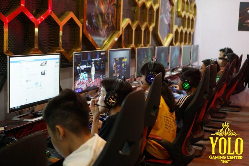 Yolo Gaming