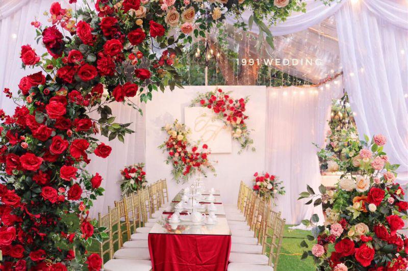 1991 Wedding & Event Planner