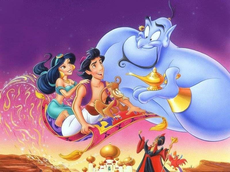Aladin (Aladin và cây đèn thần) - 1992