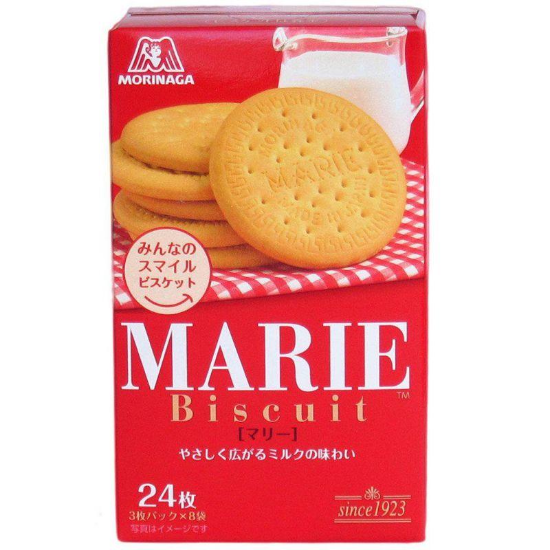 Bánh quy bà bầu Morinaga Marie