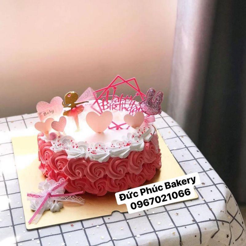 Bánh sinh nhật Đức Phúc