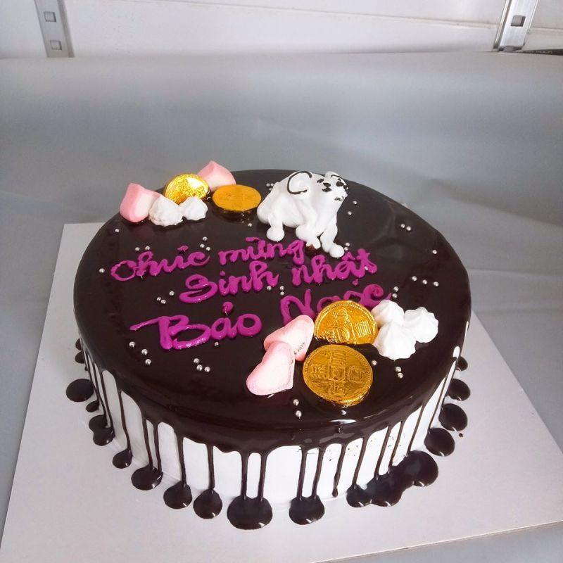Bánh sinh nhật Toàn Anh