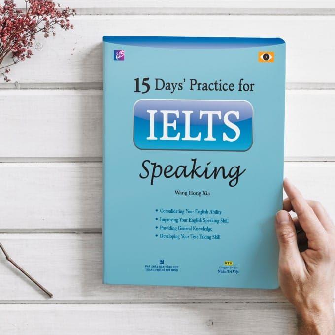 Bộ 15 Days' Practice for IELTS gồm 4 cuốn