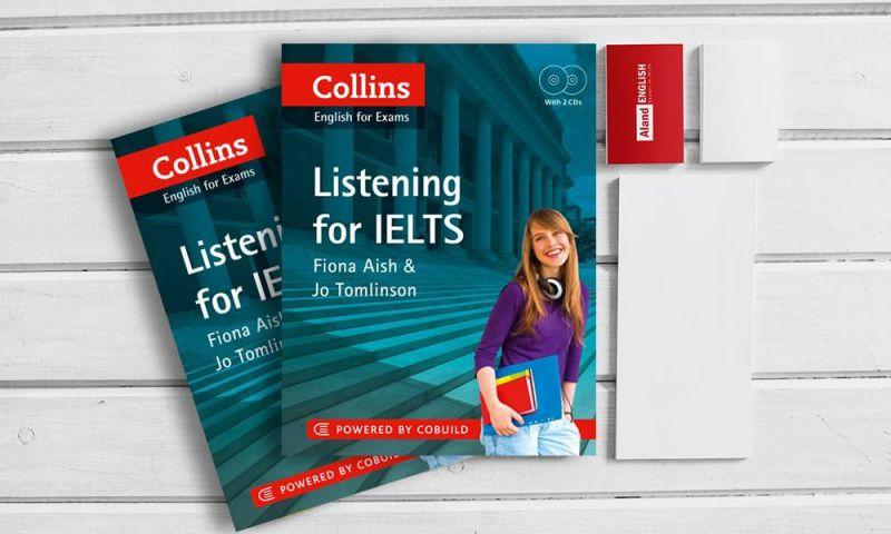 Bộ Collins English for Exams