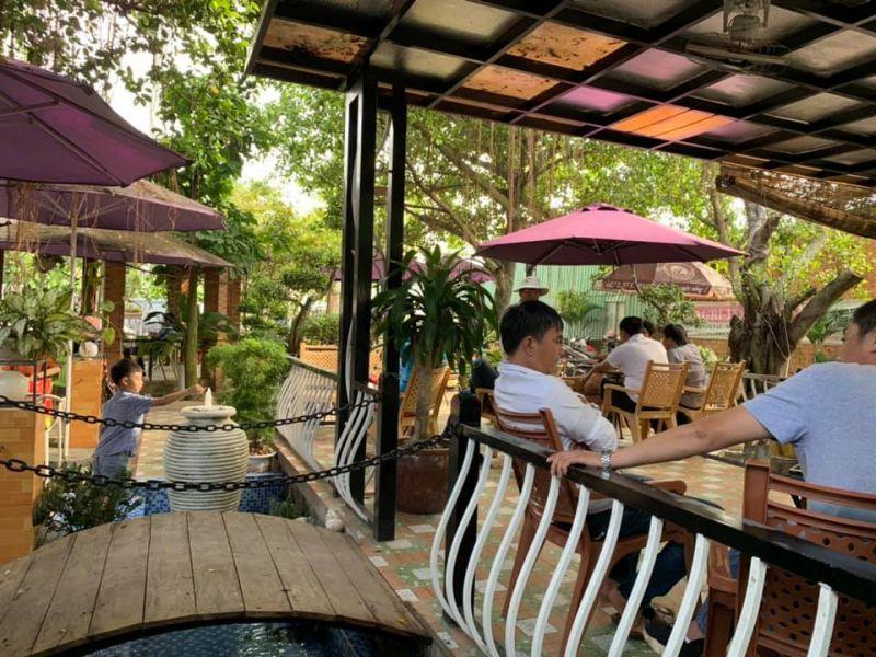 Café Cau Xanh - Tầm Vu - Long An