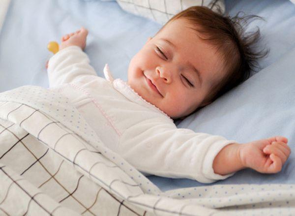 Chăm sóc giấc ngủ cho trẻ