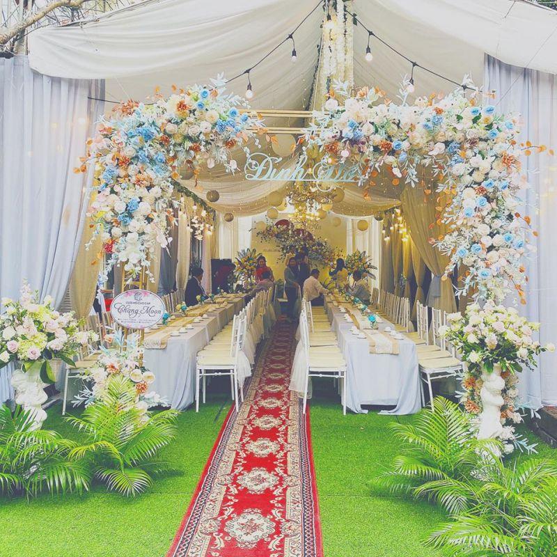 Chang Moon Wedding Event