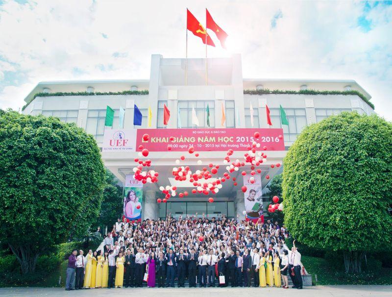 Đại học Kinh tế - Tài chính TPHCM