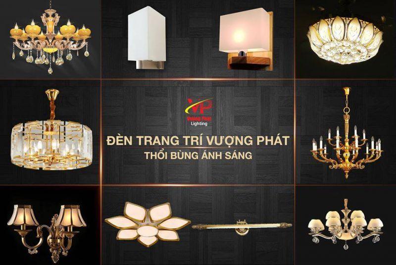 Đèn Trang Trí - Vượng Phát